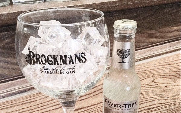 Get A Clue: Brockmans Gin Is