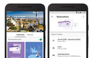 Google Trips App Helps Plan Personalized Travel 09/20/2016