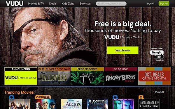 Walmart's Vudu Positions Itself As 'Sleeping Giant' Of Digital