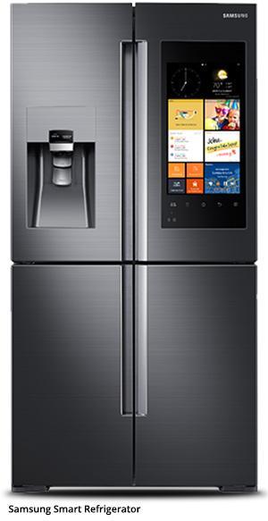 202 Million \'Connected\' Appliances Projected; Fridge Seen As ...