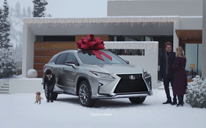 Lexus Brings Back December Campaign 11/16/2016