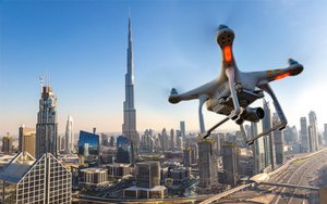 Network Connected Drones May Soon Become A Reality With Another New Collaboration Between Major Players Aimed At Integrating Into Smart Cities