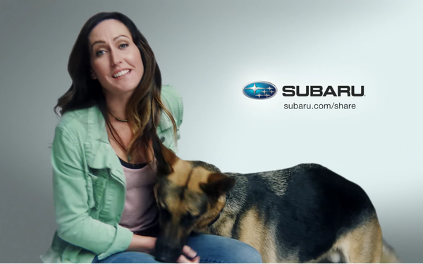 Subaru Highlights Inspiring Stories  11/25/2016