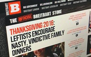 AppNexus Bans Breitbart News From Its Ad Network, Citing Hate Speech