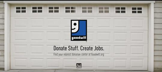 Goodwill ad council shift focus to digital in new campaign effort goodwill and the ad council have launched new psas that encourage donations to goodwill by showing the direct link between the donation of used clothing fandeluxe Gallery