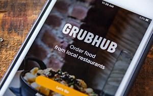 Grubhub Delivers 2 Social Holiday Campaigns 12/30/2016