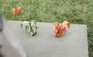 voya financial brings back origami money animals 01 04 2017