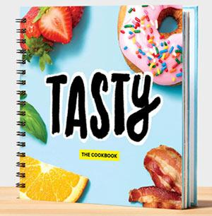 Buzzfeed tasty cookbook becomes bestseller 01092017 the companys popular cooking vertical tasty has sold more than 100000 copies of the tasty the cookbook since its launch in november forumfinder Choice Image