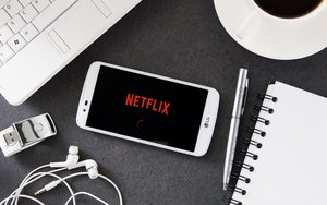 For Netflix, There's Just A World Of Opportunity