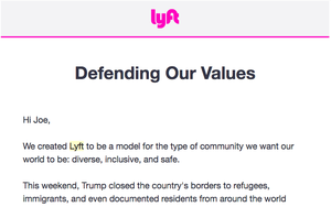 Opinionslyft for oppositionen
