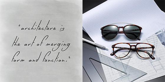 b72ef8bf4c0 Persol Embraces Modern Architecture In New Ad Campaign 02 27 2017
