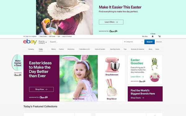 Ebay Ramps Up Advertising Moves To Product Ads Pages 03 14 2017