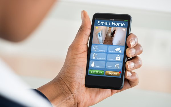 16 of smart home security system purchases made in response to
