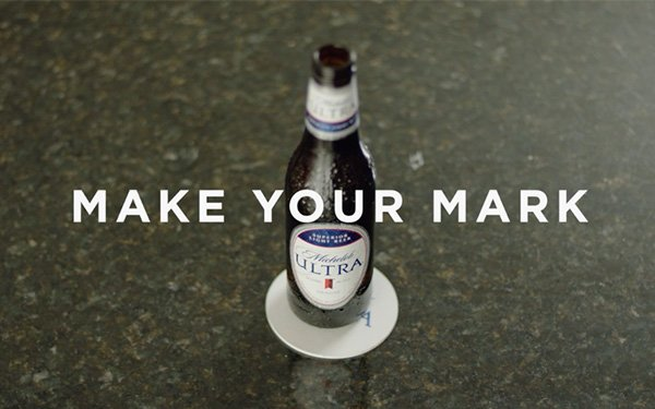 Michelob Ultra Aligns With Golf Via Twitter