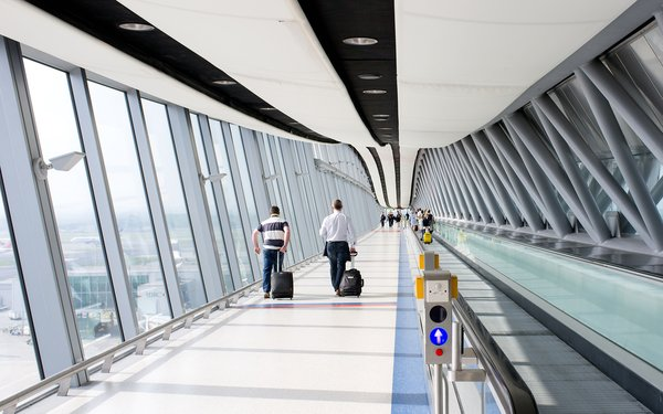 Airport Adds 2,000 Beacons, Augmented Reality Wayfinding
