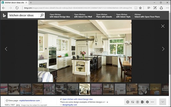 Bing Introduces Visual Search With A Twist