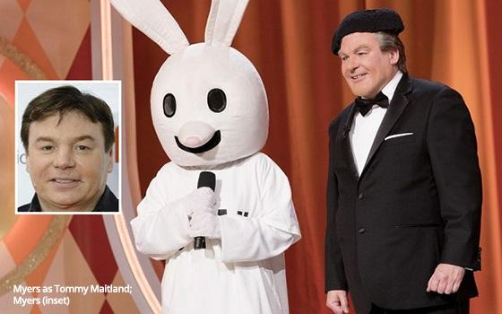 The Gong Show 2020 Host.Mike Myers Is A Cheeky Monkey As Host Of New Gong Show 06