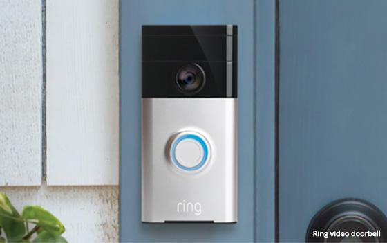 Amazon Completes Acquisition Of Video Doorbell Maker Ring & Amazon Completes Acquisition Of Video Doorbell Maker Ring 04/12/2018