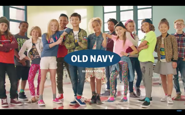 Gap Inc. operates Gap, Old Navy, Banana Republic, Athleta and Piperlime, but spends the bulk of its marketing money on Old Navy. In , it spent about $ million on Old Navy U.S. measured.