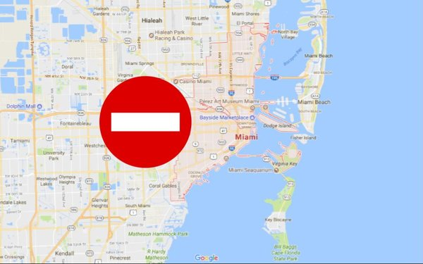Google Maps To Report Closed Roads In Real-Time As Hurricane ...