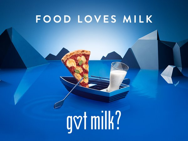 Got Love? This Milk Campaign Does