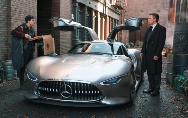 Mercedes-AMG Vision Gran Turismo earns starring role in