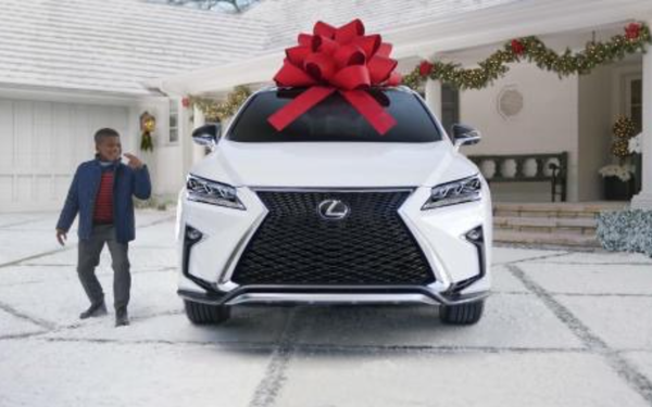 Lexus Brings Back The Iconic Red Bow 11 02 2017