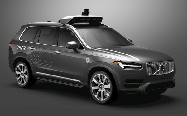 Uber Gets $1 Billion Investment In Self-Driving Car Unit