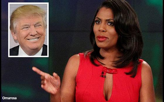 I tried to defend Omarosa Manigault but I just can't
