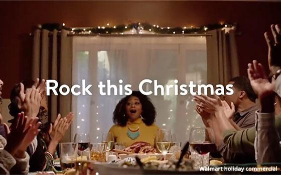 big retailers are amping up their tv outlays with national spending up sharply to 6671 million compared with 6045 million last year - Walmart Christmas Commercial