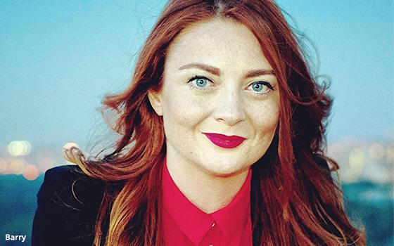 Irish journalist Samantha Barry appointed editor-in-chief of Glamour magazine