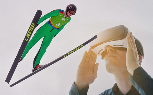 NBC To Stream Olympics Video In Virtual Reality