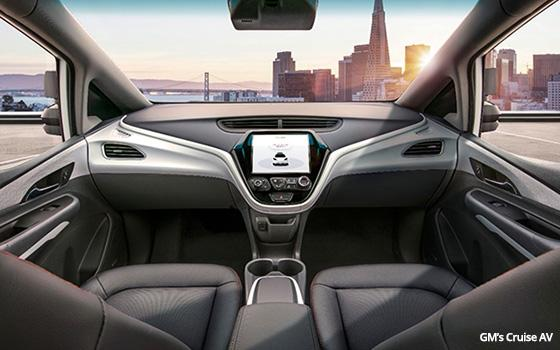 GM says it's mass-producing cars without steering wheels