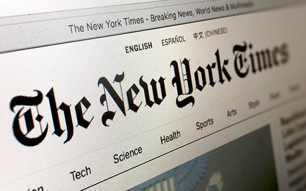 Research Ratings: The New York Times Company (NYT), ServiceNow, Inc. (NOW)