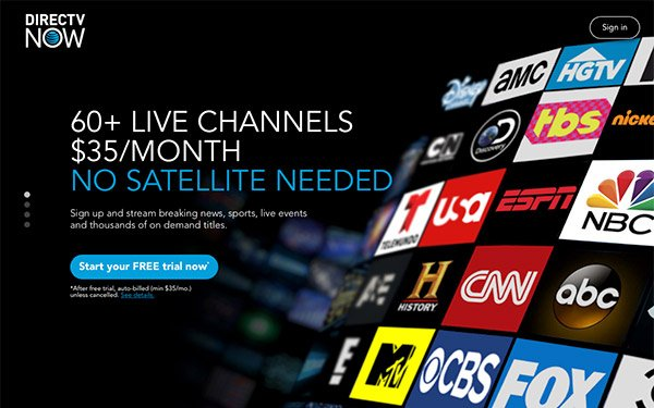 AT&T Raising Prices For DirecTV Now, Revamping Offerings 03
