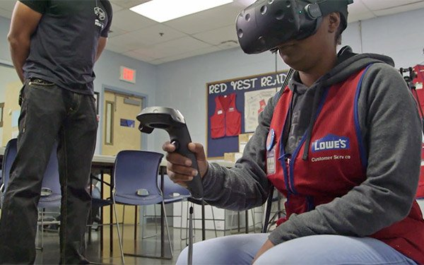 Lowe's Extends Virtual Reality Training From Shoppers To Employees