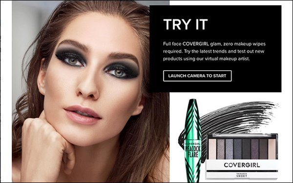 coty walmart tap ar for covergirl shoppers 02 08 2018