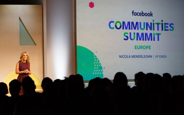 Facebook Offers Grants To Build 'Communities'