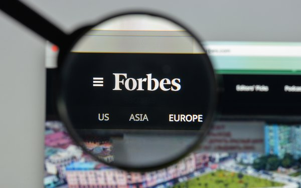 Forbes Changes Contributor Network Status, Pays All Writers