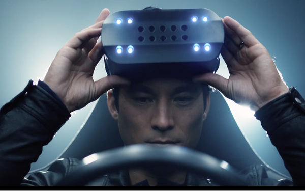 Lexus To Consumers: VR Can