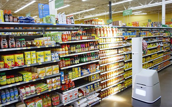 Walmart Launches Shelf-Scanning Robots Into 50 Stores