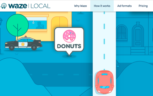 Waze Launches Ads For Small Businesses 03/29/2018