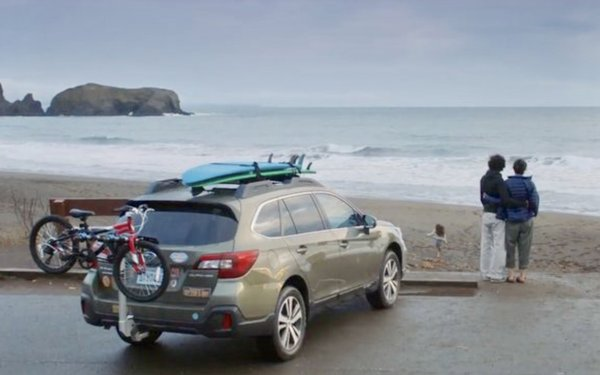 Subaru Focuses On Longevity With Never Too Early Brand Spot 04032018