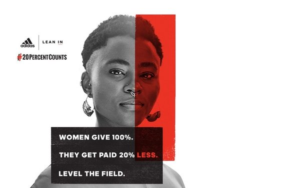 Adidas, P&G, Lyft Amp Up Equal Pay Messages 04/11/2018