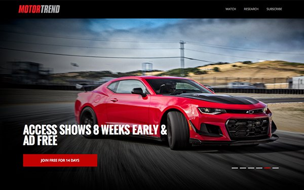 The Enthusiast Network Rebrands As Motor Trend Group 04/11/2018