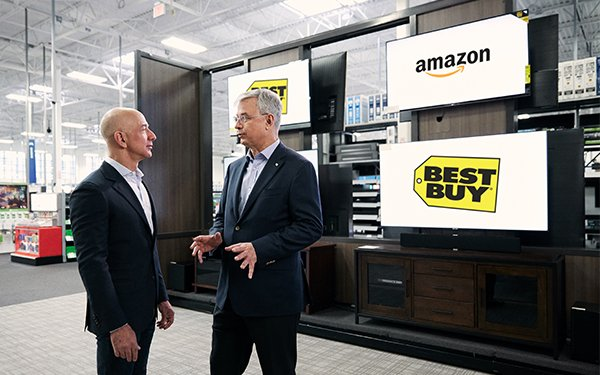 Amazon, Best Buy Team Up On New Smart TV Sets, But Can Alexa Beat