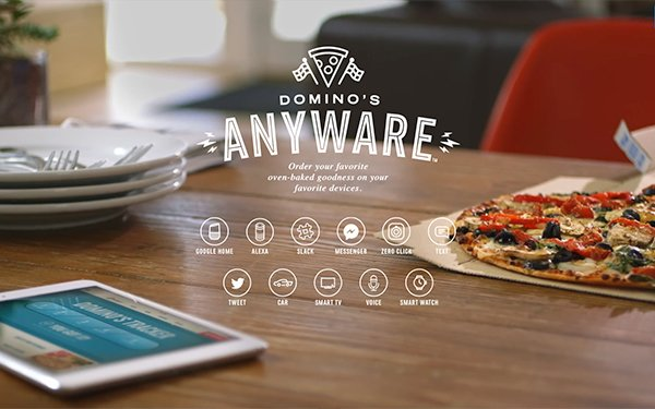 Domino's Adds Artificial Intelligence To Phoned-In Orders