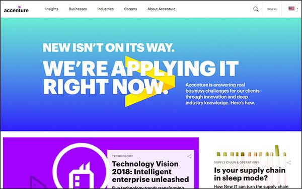 Accenture Interactive Launches New Programmatic Offering