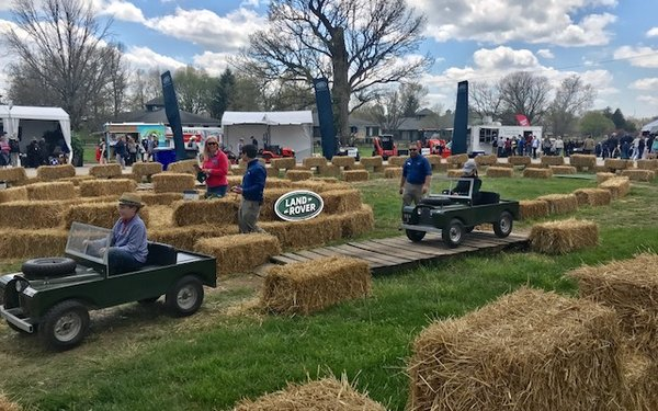 Land Rover, Michelin Help Kids, Teens Get Excited About Driving