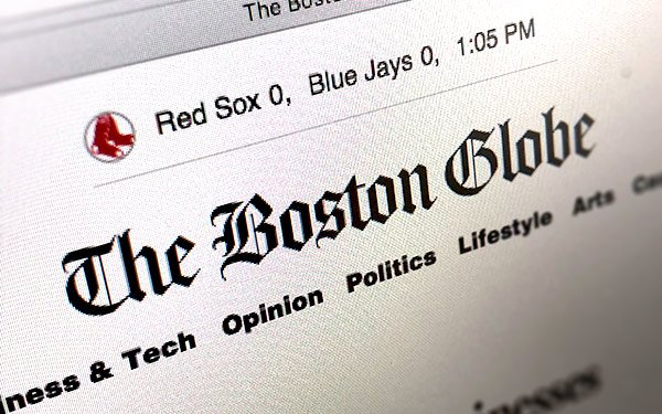 The Boston Globe' Site Hits 100,000 Subscribers 10/12/2018